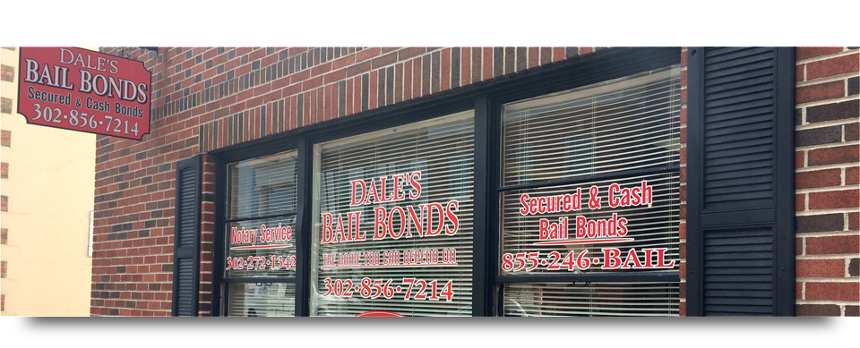 Dale's Bail Bonds - Sussex County